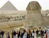Sfinx en de piramides
